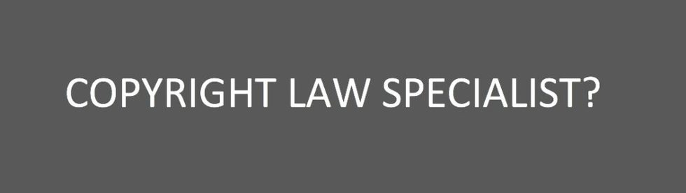 Copyright law specialist 1024x288