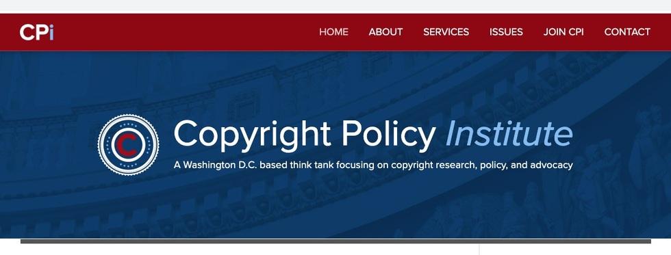 Copyright 20policy 20institute 20d.c.