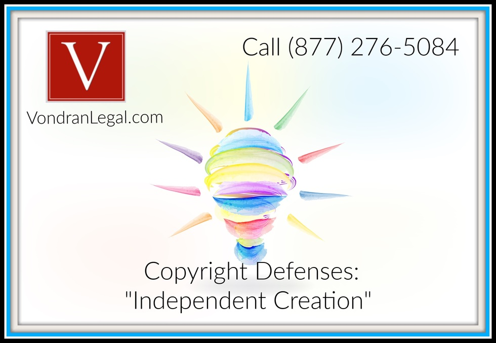 Copyright 20independent 20creation 20defense