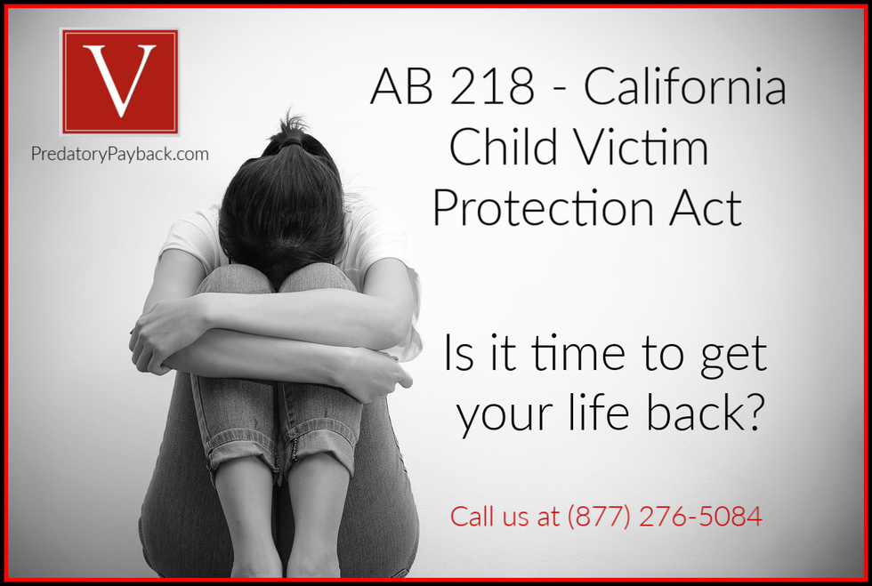 California child actor abuse law firm