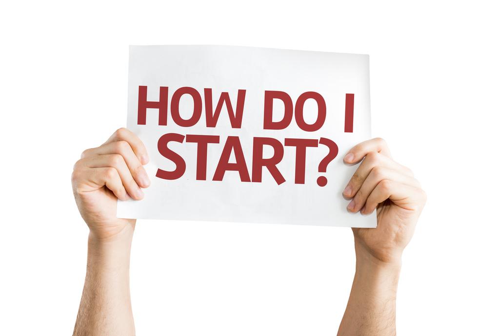 Start divorce process