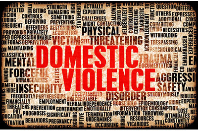 Poster with Types of DV