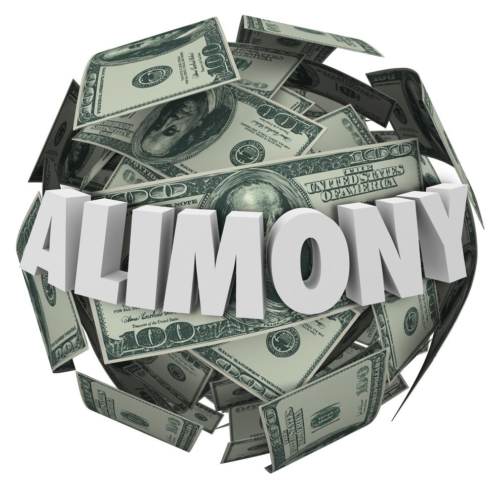 Alimoney-maine