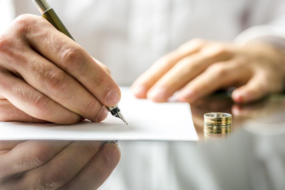 Divorce legal separation
