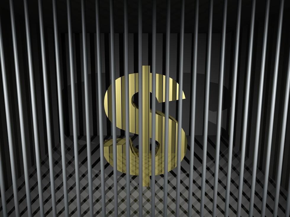 Prison 20money