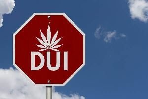 Augusta DUI attorney - red DUI stop sign