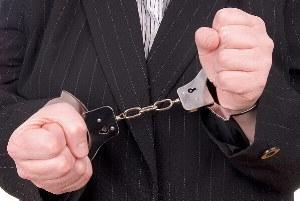 South Portland OUI Lawyer - Man in handcuffs