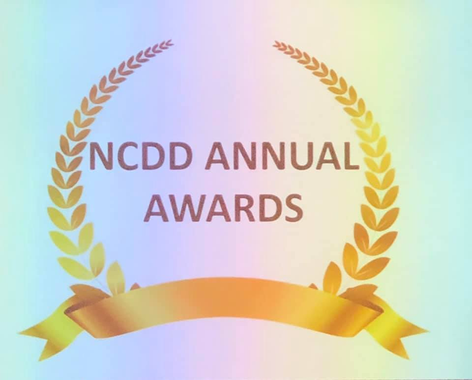 Ncdd 20annual 20awards