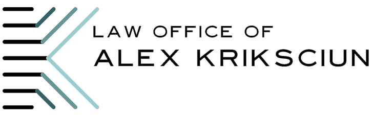 Law Office of Alex Kriksciun