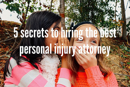 Hire the best personal injury attorney in south florida