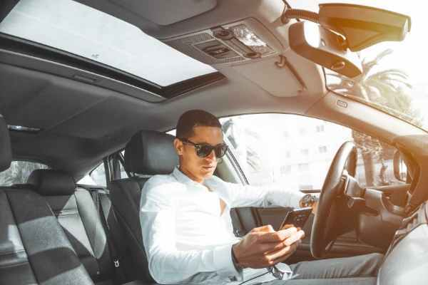 Texting and driving law waring law