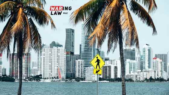 Waring Law Serves Miami Accident Injury Victims