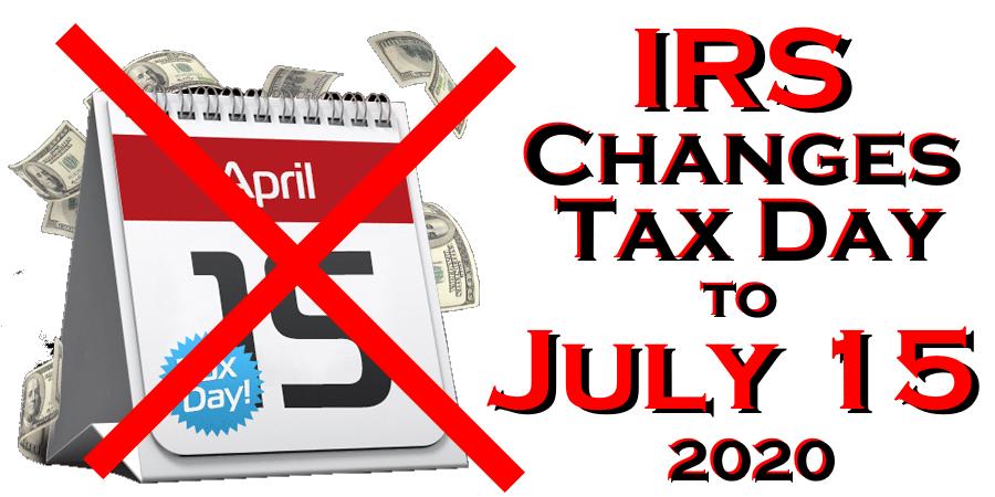 Tax deadline delayed 2020.5e712a8d6c2a1