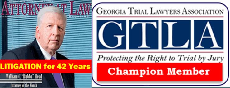Atlanta Auto Accident Lawyer Bubba Head