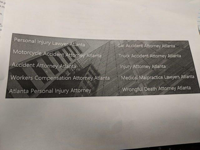 Personal Injury Attorney Reviews | Atlanta Personal Injury