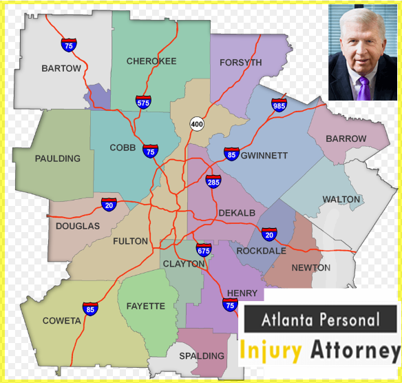 Atlanta Car Wreck Lawyer