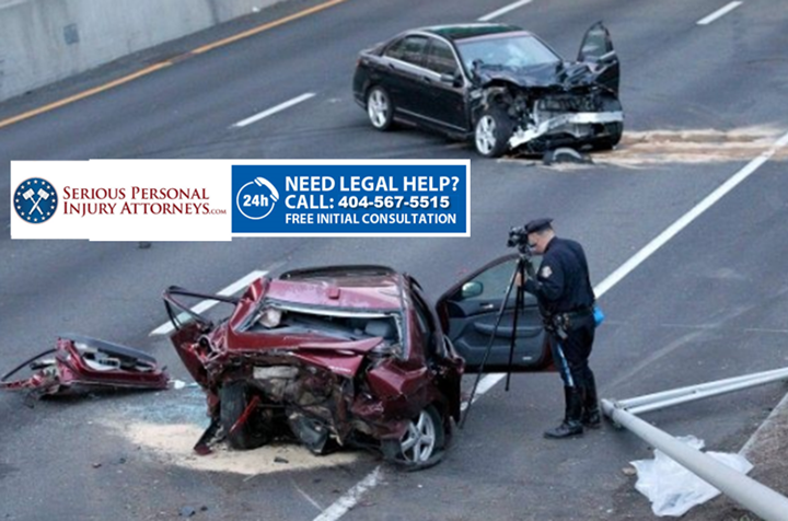 How To Find Out About Recent Car Accidents >> Car Crash Or Auto Accidents Near Me In Atlanta Georgia