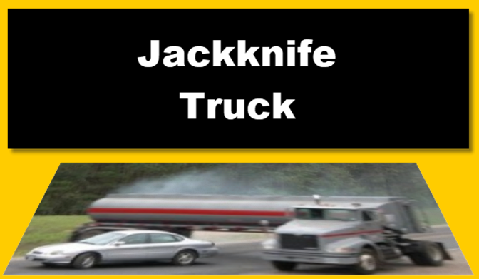Jackknife Truck Accident Case