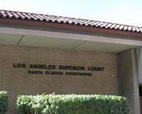 Santa clarita courthouse