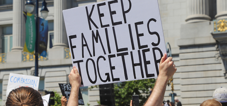 Splitting up families  current u.s. immigration policy