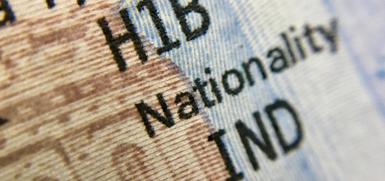 Study looks at number of h 1b visas awarded to immigrants