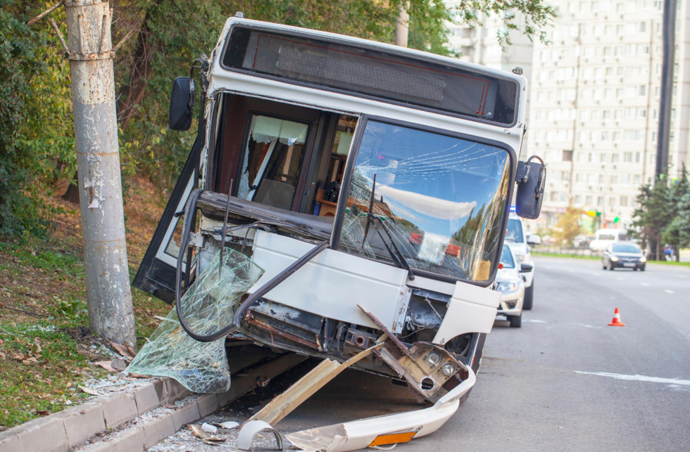 Bus accident personal injury attorney