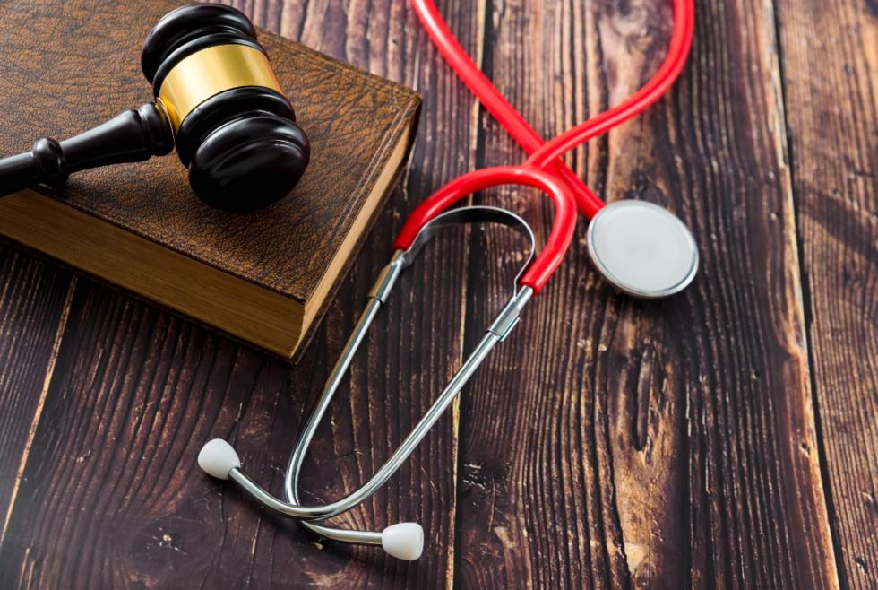 Medical malpractice personal injury attornney