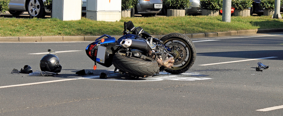 Motorcycle accident personal injury attorney