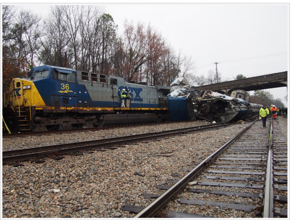 Train accident personal injury attorney