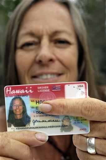 Hawaiilicense