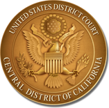 Cacd 20court 20seal