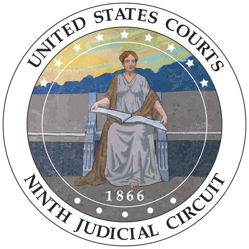 Seal 20of 20the 20united 20states 20courts 20ninth 20judciate 20circuits