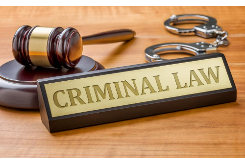 Criminal Defense Law