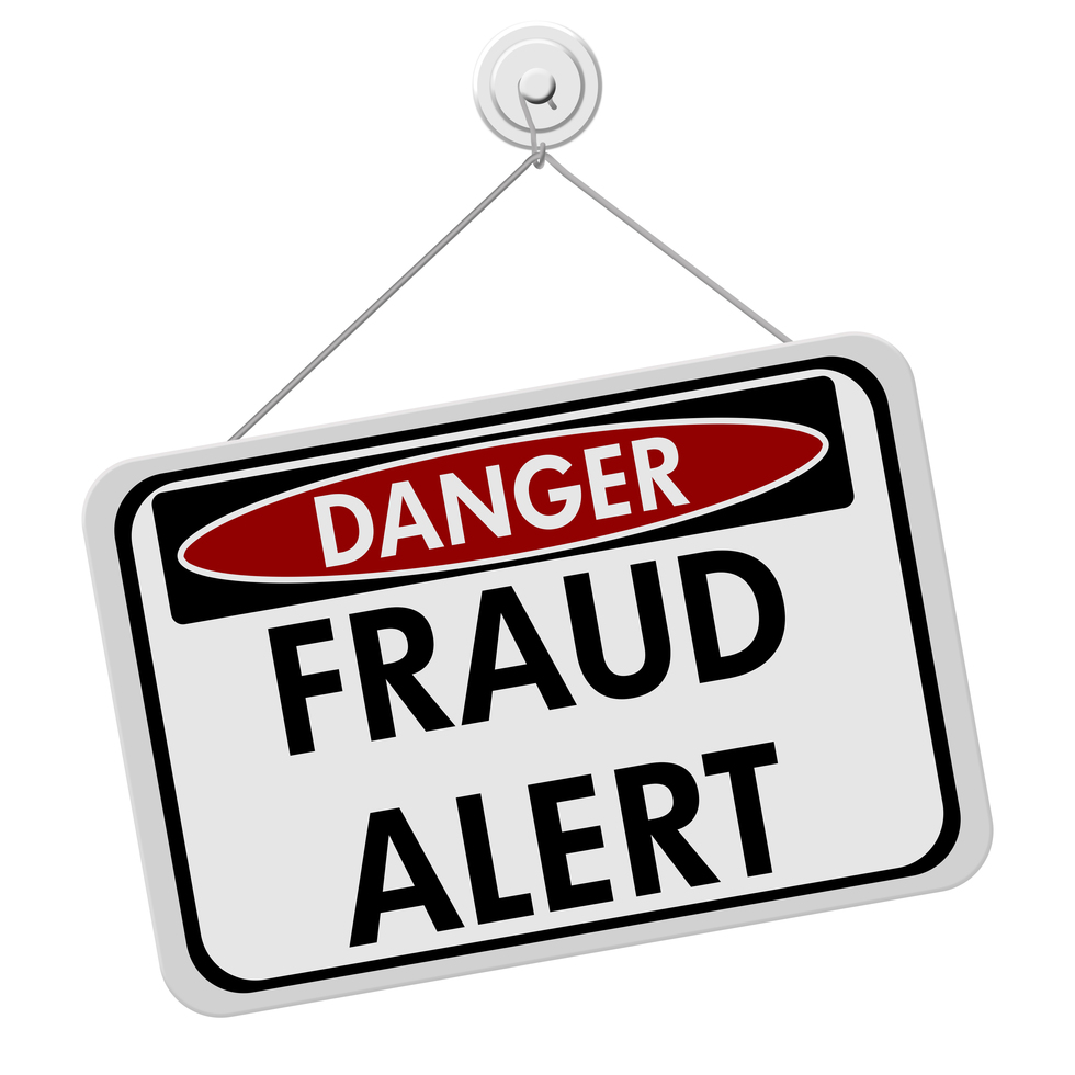 Bigstock danger fraud alert 48230981