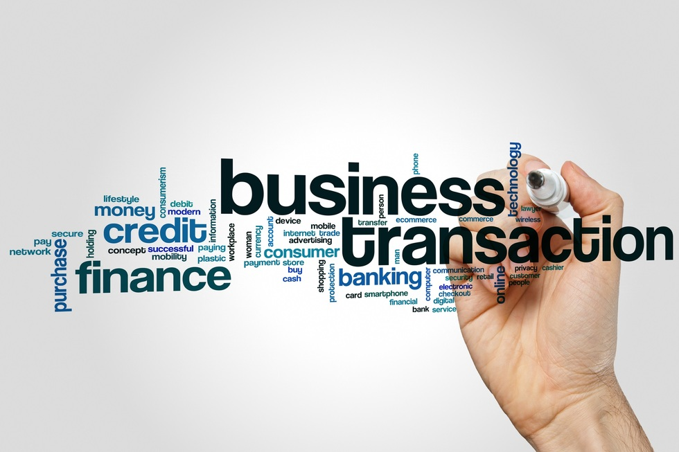 Business 20transaction