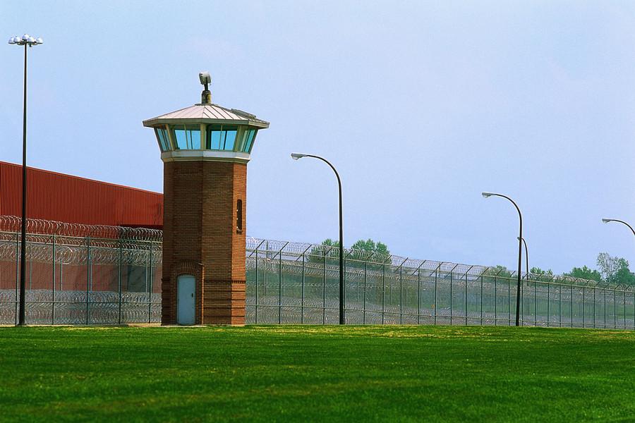 Prison_watchtower