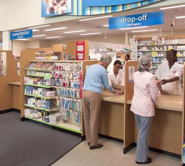 Pharmacy checkout