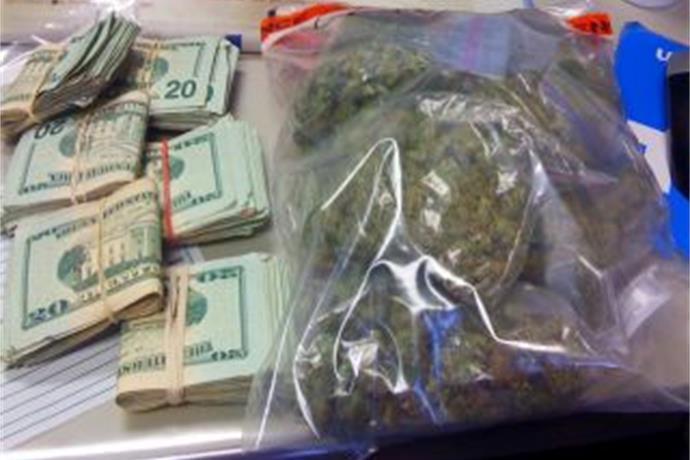 Selling marijuana