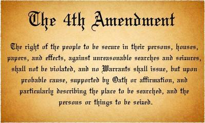 4th amendment optimized