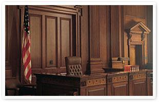 Courtroom appeals optimized
