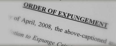 Order-of-expungement
