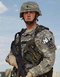 Military-serviceman