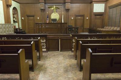 Marital courtroom optimized