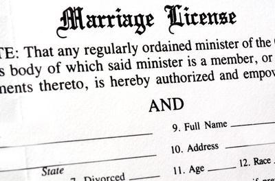 Marital marriagelicense optimized