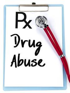 Clipboard-reading-RX-drug-abuse