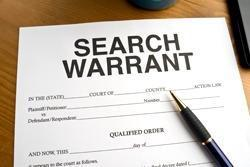Search warrant optimized