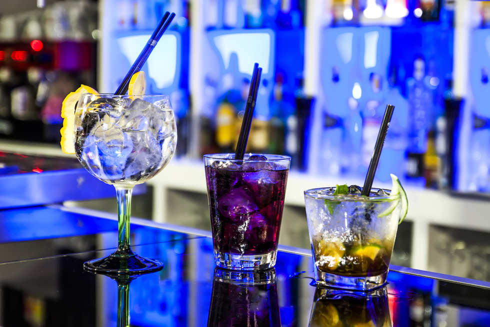 303a cocktails