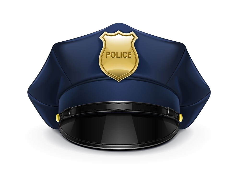 538d policehat
