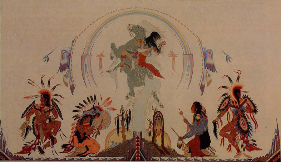 peyote-ceremony-painting