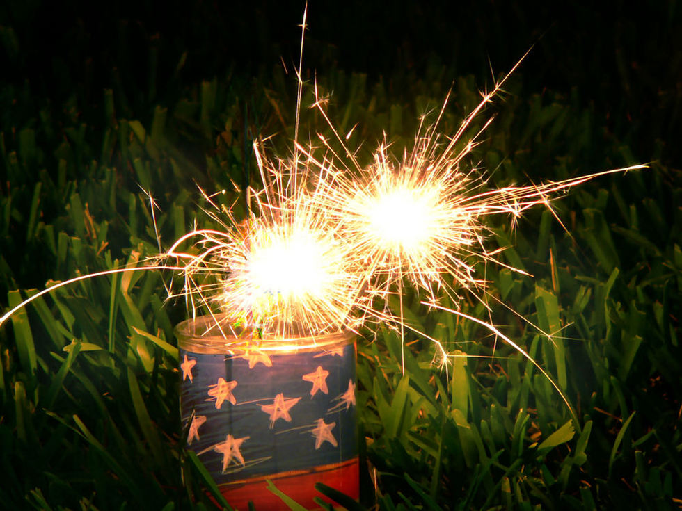 Illegal fireworks laws in Las Vegas, Clark County, Nevada